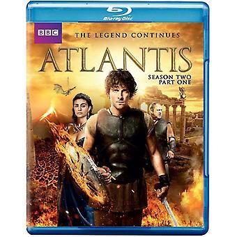 Atlantis: Säsong två del 1 [BLU-RAY] USA import