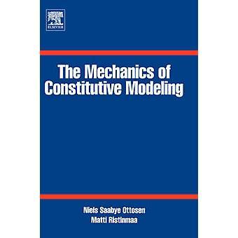 De mechanica van constituerende modelleren door Ottosen & Niels & S