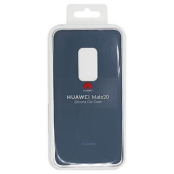 Official Huawei Mate 20 - Silicone Car Case - Light Blue - 51992617