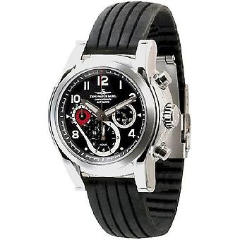 Zeno-horloge mens watch cockpit Chrono limited edition 2739TH-3-b1