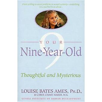 Your Nine Year Old by L Ames - 9780440506768 Book