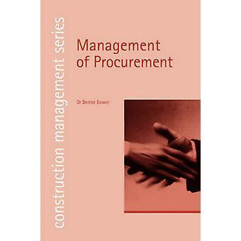 Management of Procurement (Construction Management Series) (Student P