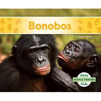 Bonobos by Grace Hansen - 9781629708959 Book