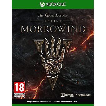 The Elder Scrolls Online Morrowind Xbox een Game