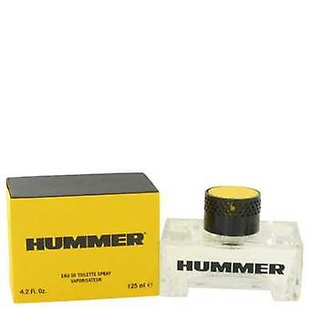 Hummer By Hummer Eau De Toilette Spray 4.2 Oz (men) V728-416394