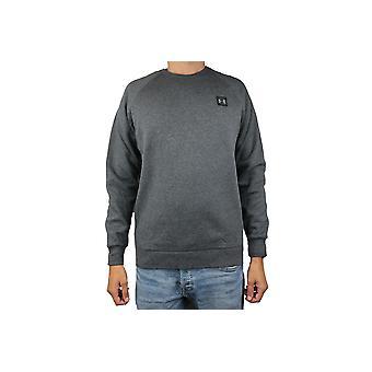 Under Armour Rival Fleece Crew 1320738-020 Mens sweatshirt