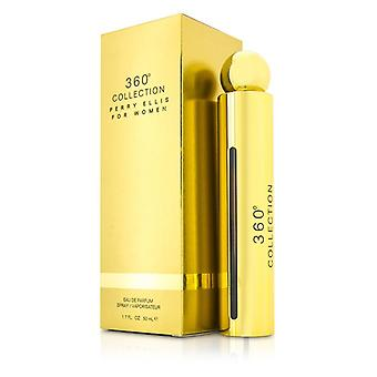Perry Ellis 360 Collection Eau De Parfum Spray 50ml/1.7oz