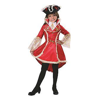 بريستول الجدة الفتيات القراصنة الأميرة زي
