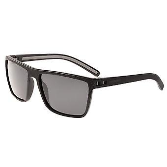 Simplify Dumont Polarized Sunglasses - Black/Black