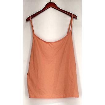 Joe Boxer Spaghetti Strap Tank Pink Camisole Womens