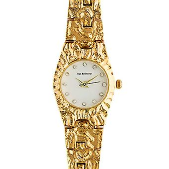 Jean Bellecour Clock Woman ref. REDS23-GW