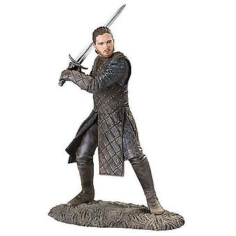 Game of Thrones Jon Snow Battle of the Bastards Statue