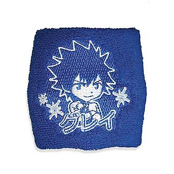 Sweatband - Fairy Tail - New Gray Ice Make Anime Licensed ge64591