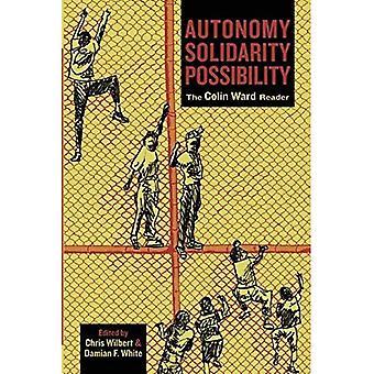 Possibilidade de autonomia, solidariedade,: O leitor de Colin Ward
