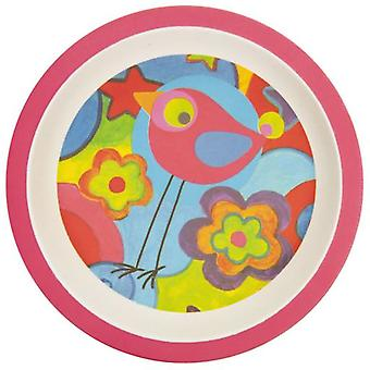 Egmont Toys Ecological Bird Plate (Kitchen , Household , Child's)