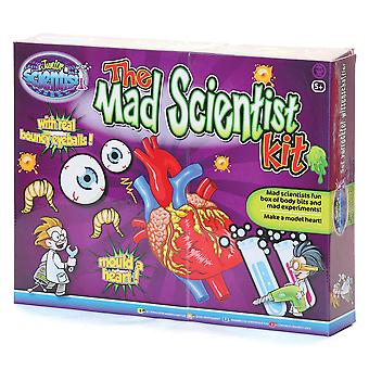 Junior Science The Mad Scientist Kit