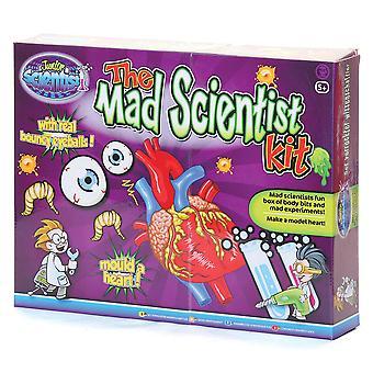 Junior Science de gestoorde wetenschapper Kit