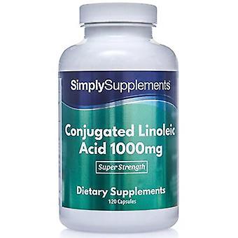 Conjugué-linoléique-acide-cla - 1000mg