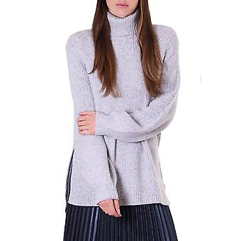 Ted Baker Womens Sylinaa Stitch Detail Chunky Roll Neck