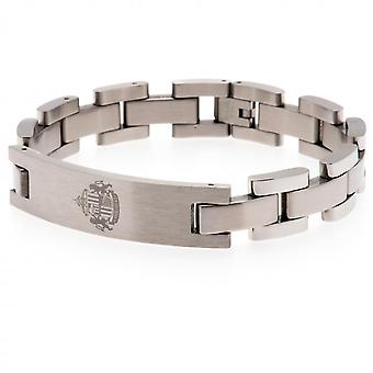 Sunderland AFC Crest Link Bracelet