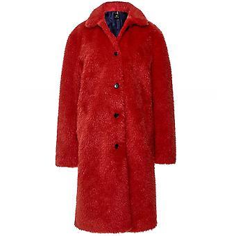 Paul Smith Teddy Bear Cocoon Coat