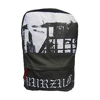 Burzum Backpack Bag Aske Band Logo new Official Black