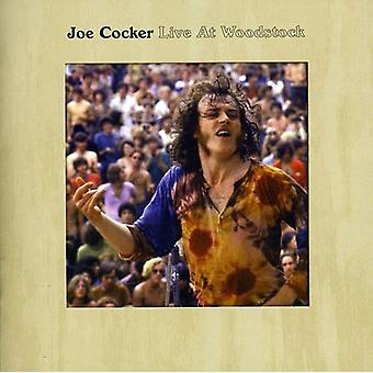 Joe Cocker - Live at Woodstock [CD] USA import