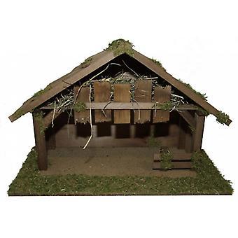 grote wieg CHRISTKIND houten wieg kerst wieg kerst Nativity Scene