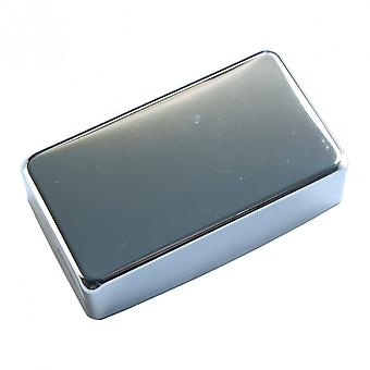 WD Music Closed Metal Humbucker Cover Chrome