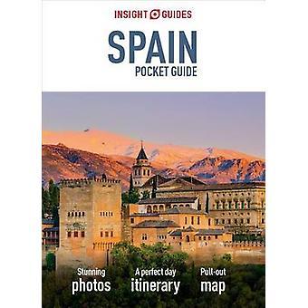 Insight guider Pocket Spanien rese guide med gratis eBook av Insight guider