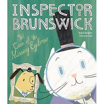 Inspector Brunswick fallet av den saknade ögonbrynet av Chris lam Sam