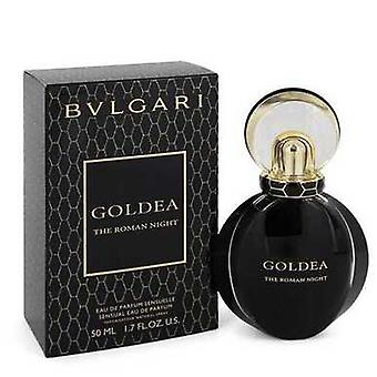 Bvlgari Goldea The Roman Night By Bvlgari Eau De Parfum Sensuelle Spray 1.7 Oz (women) V728-547886
