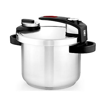 Pressure cooker BRA A185603 7 L Stainless steel