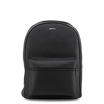 Armani jeans women's backpack black with grey logo 932523 cd991