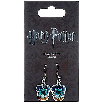 Harry Potter Silver Plated Ravenclaw Earrings