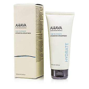 Ahava Time To Hydrate Hydration Cream Mask - 100ml/3.4oz