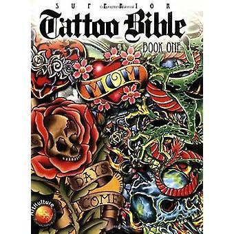 Tatuointi Raamattu Yksi Superior Tattoo