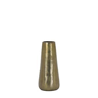 Light & Living Vase 13x29cm Durango Raw Antique Bronze