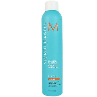 Moroccanoil luminous hairspray strong finish 8.3 oz 330 ml