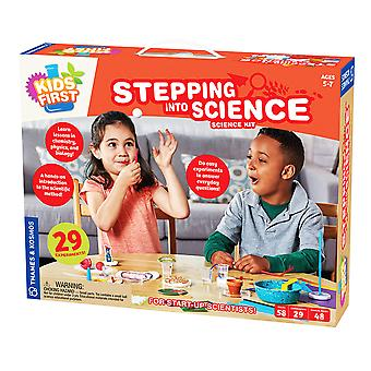 Thames and Kosmos Stepping Into Science