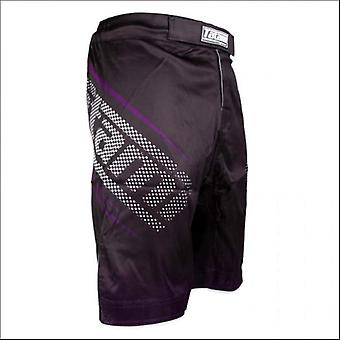 Tatami new ibjjf rank shorts - purple