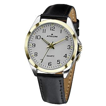 ATRIUM Women's Watch Wristwatch Analog Quartz A11-14B Leather