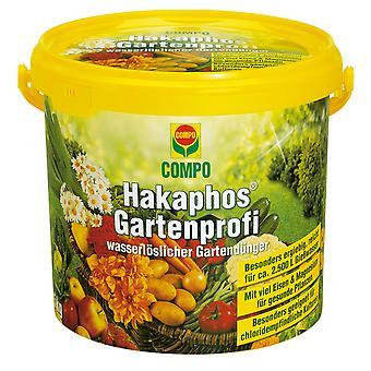 COMPO Hakaphos giardino pro, 5 kg