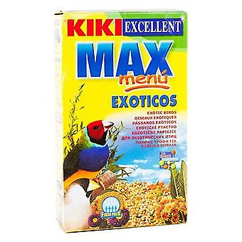 Kiki Kiki Max Exotics Menu (Birds , Bird Food)