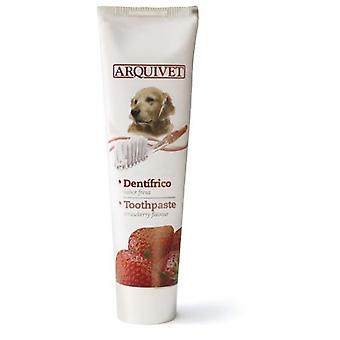 Arquivet Strawberry toothpaste Dogs (Dogs , Grooming & Wellbeing , Dental Hygiene)