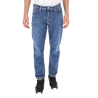 Acne Studios 30o1761472 Män's Blå Jeans