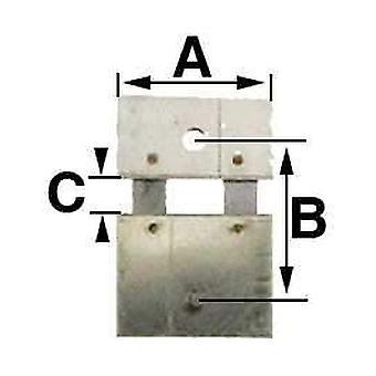 Pendulurfjeder b = 11,0 mm (a = 10,0 mm & c = 2,2 mm)