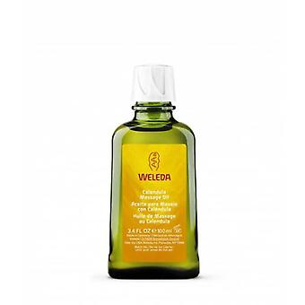 Weleda Calendula olja för Massage 100 ml