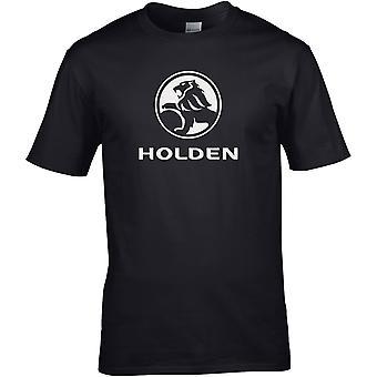 Holden Logo - Automotor - DTG gedruckt T-Shirt