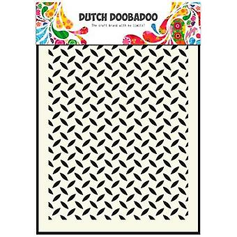 الهولندية Doobadoo الهولندية قناع الفن الاستنسل ميتال 2 A5 470.715.016